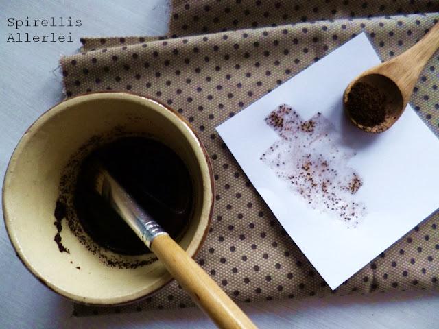 Spirellis Allerlei - Kaffeesatz nicht einfach wegwerfen