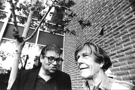 MORTON FELDMAN Patterns in a chromatic field, For John Cage, Three Voices,