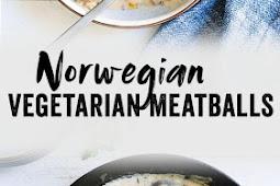 Norwegian Vegetarian Meatballs Recipe