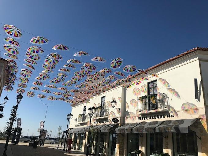 Centros Comerciales del Algarve