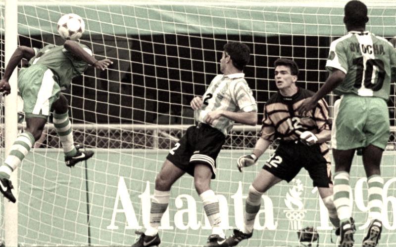 Argentina-Nigeria 1996