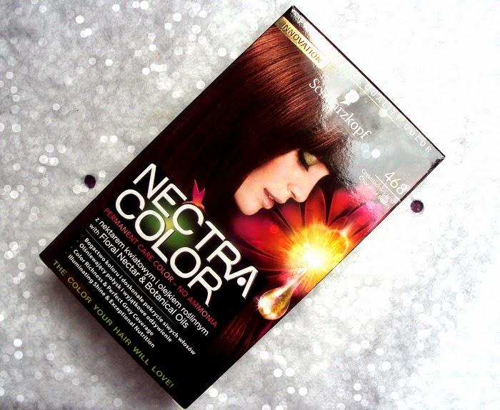 Niedziela dla włosów (17) | koloryzacja Schwarzkopf Nectra Color
