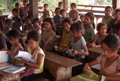 guru sekolah daerah terpencil