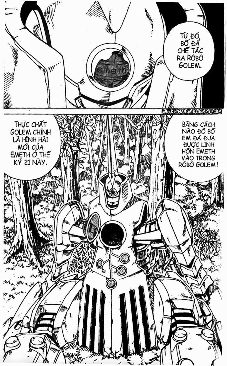 Shaman King [Vua pháp thuật] chap 158 trang 12