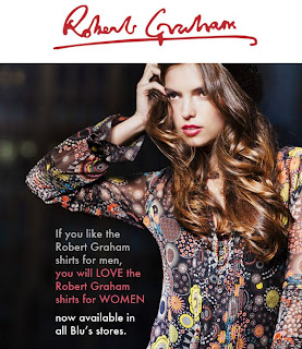 Fashion Style Robert Graham Shirts