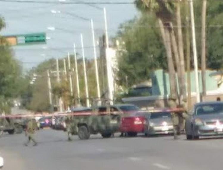 Sicarios del CDN caen en fuerte enfrentamiento contra la SEDENA en Tamaulipas.