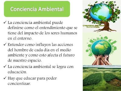 Conciencia Ambiental