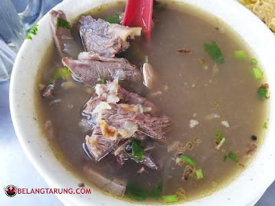Sup Utara Daging Lembu
