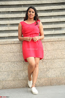 Shravya Reddy in Short Tight Red Dress Spicy Pics ~  Exclusive Pics 122.JPG