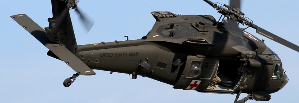 Литва планує придбати гелікоптери UH-60M Black Hawk