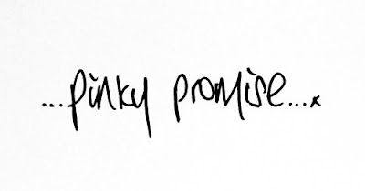 pinky promise >> STARTS WITH CUPCAKES