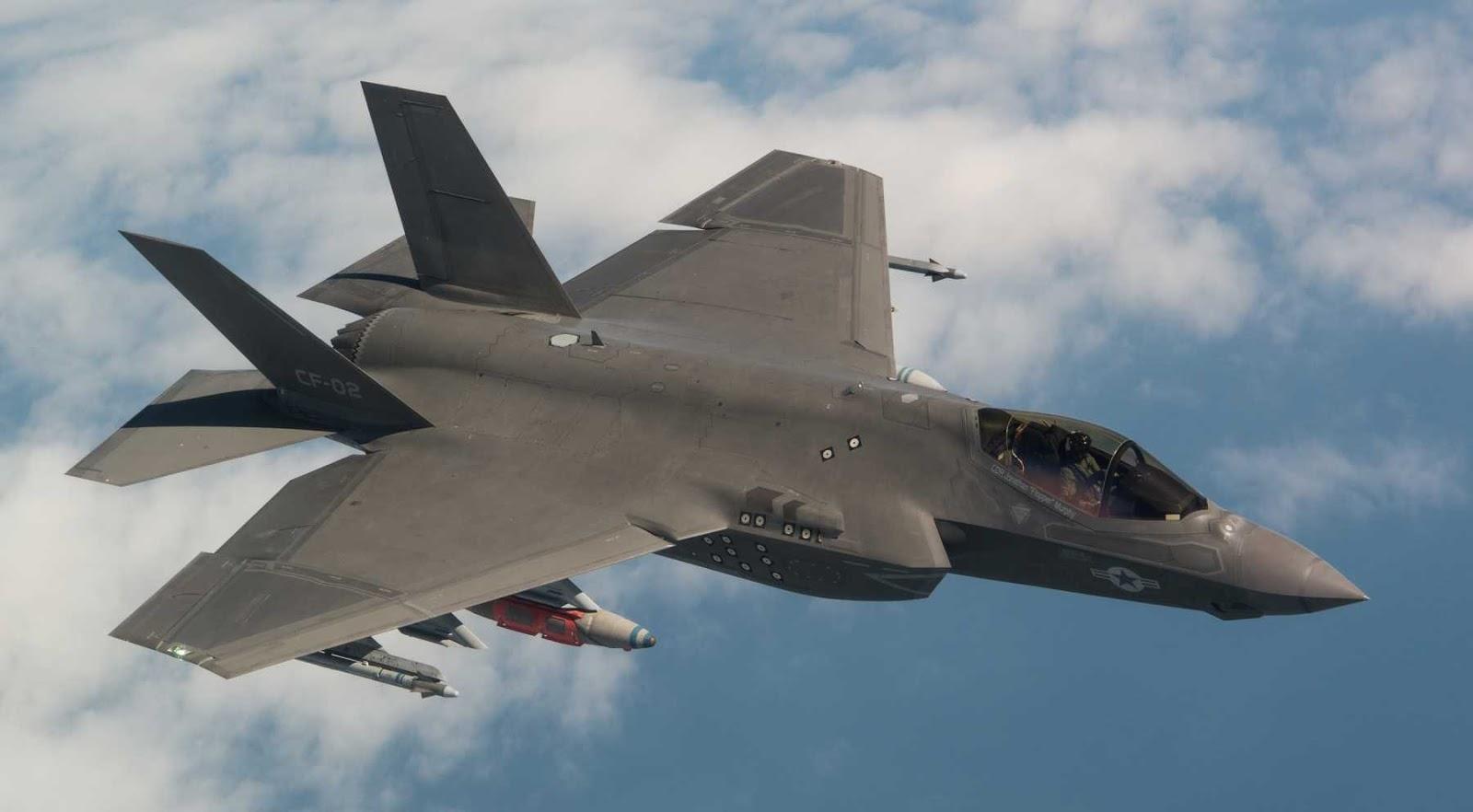 Pentagon telah memesan 255 unit pesawat tempur F-35 sebesar $ 22,7 miliar