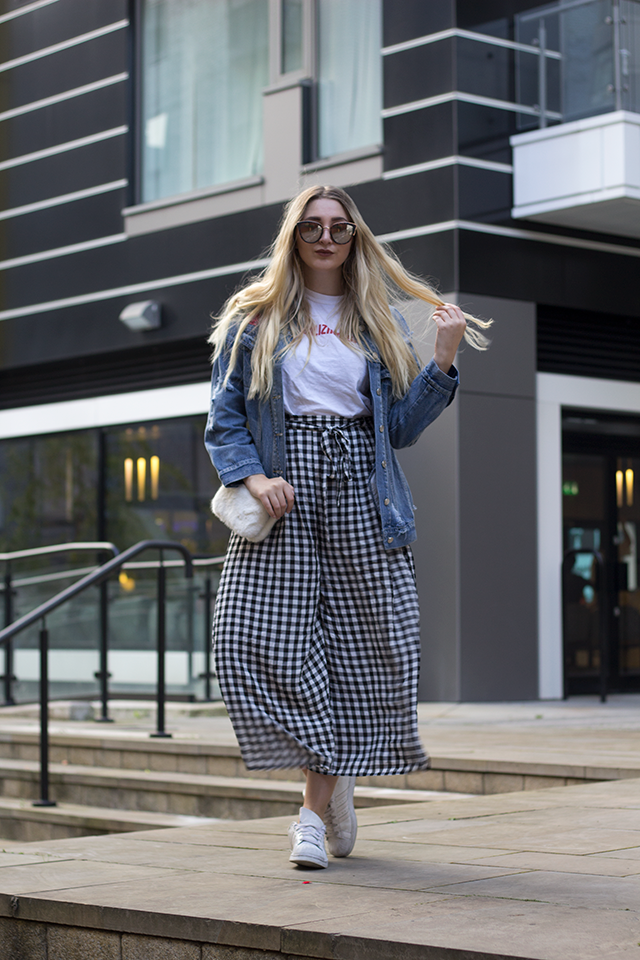 how to wear gingham 2017