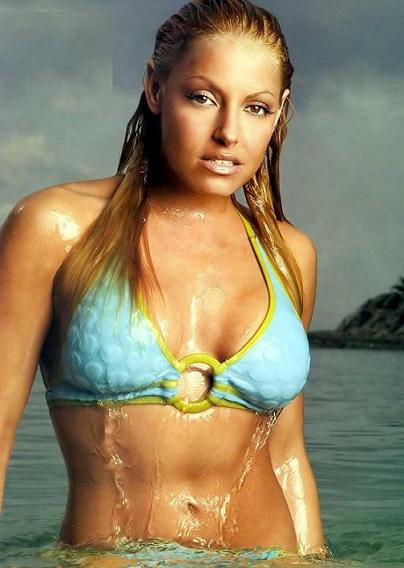 Trish Stratus - Wwe Hot And Sexy Diva Latest Hot Big Juicy -6871