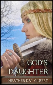 God's Daughter - Viking woman shown on front