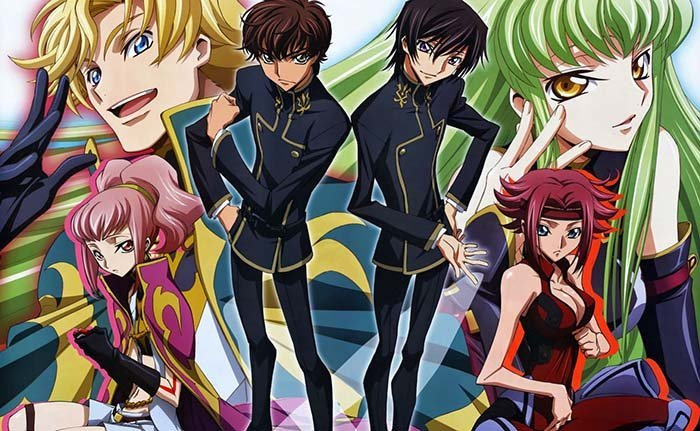 Review Code Geass: Hangyaku no Lelouch