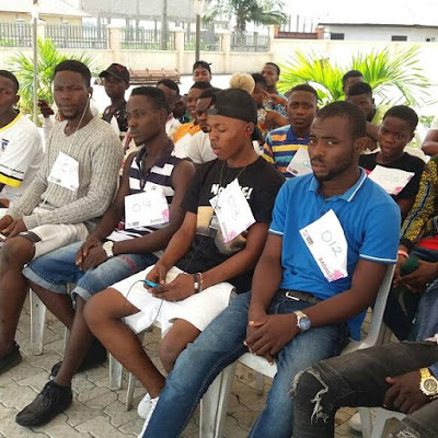 See all the legs, talents and stars at the Lagos Grows Talent