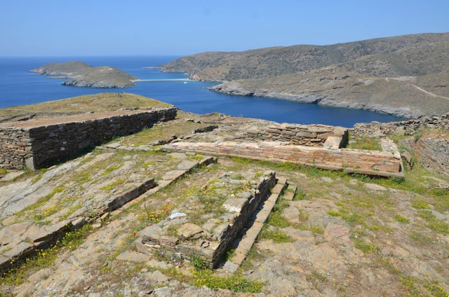 Stunning new discoveries made on Greek island of Kythnos