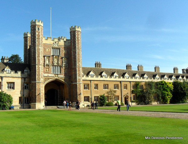 Trinity College (Cambridge, Inglaterra)