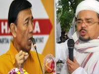Plesetkan Wiranto Jadi Wiranti, Ini Jawaban Hanura Untuk Habib Rizieq
