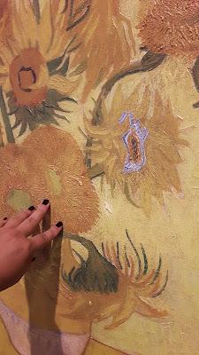 Van Gogh zum anfassen für Kinder