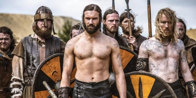 The Toughest Viking Warriors