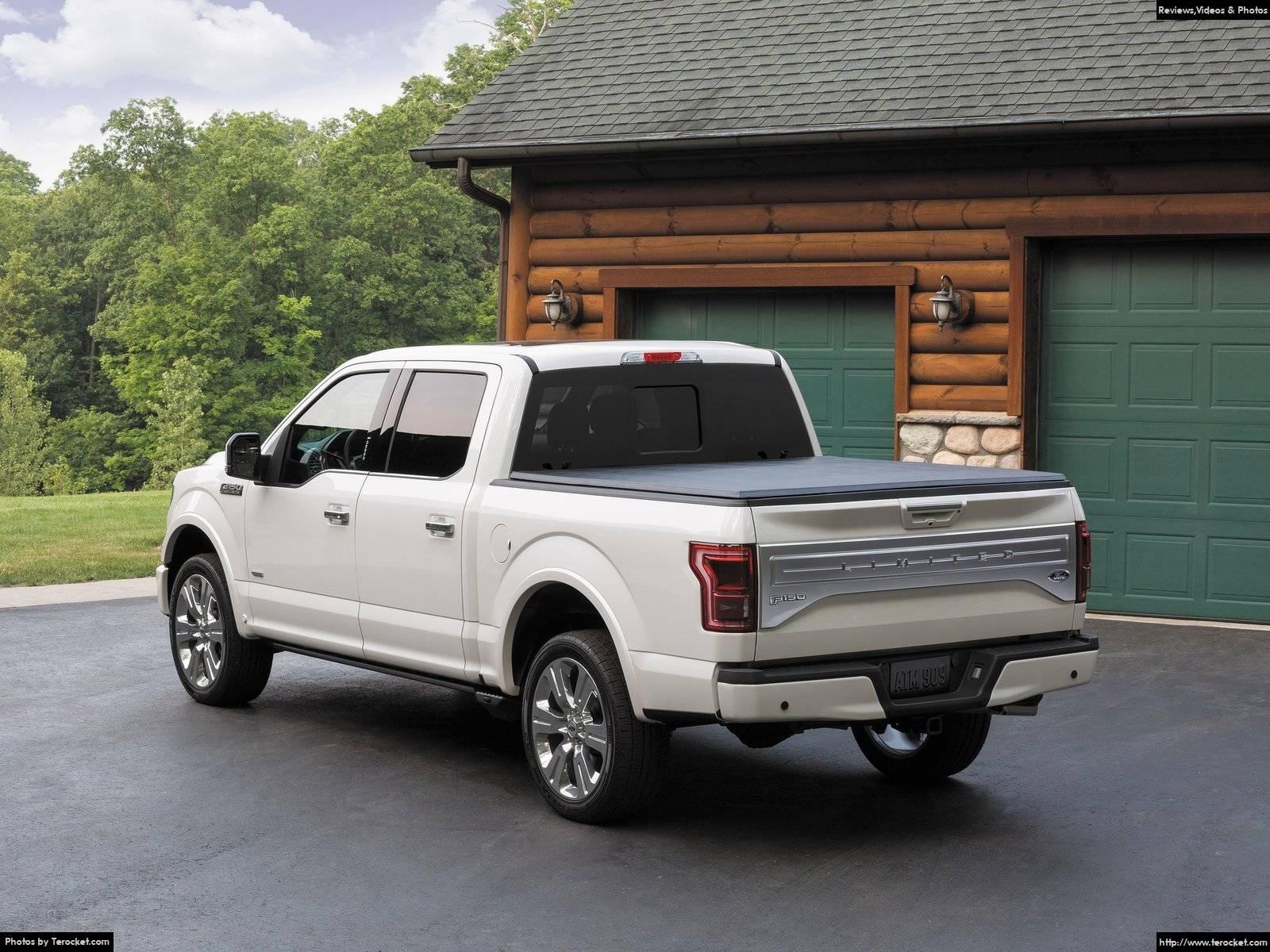 Đánh giá xe Ford F-150 Limited 2016 & giá xe