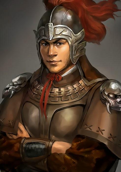 ลิบอง (Lü Meng,吕蒙) จากเกมสามก๊ก