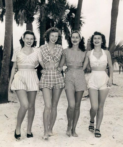 Fashion trends that pin-up girls started