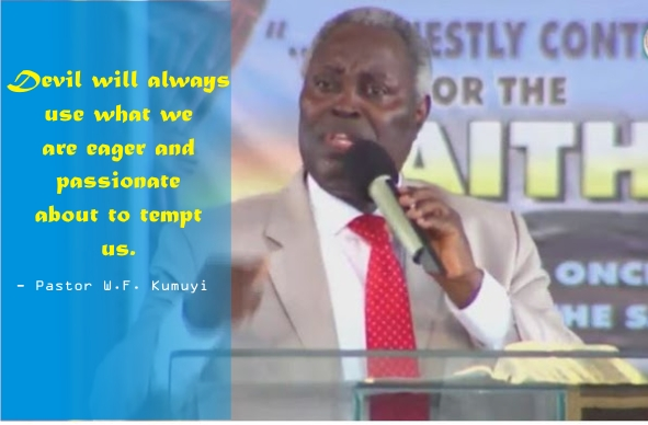 Pastor W.F. Kumuyi's 22 Powerful #Quotes During Deeper Life National Easter Retreat 2017