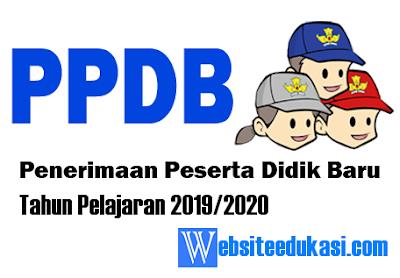 Juknis PPDB Kemendikbud Tahun 2019/2020