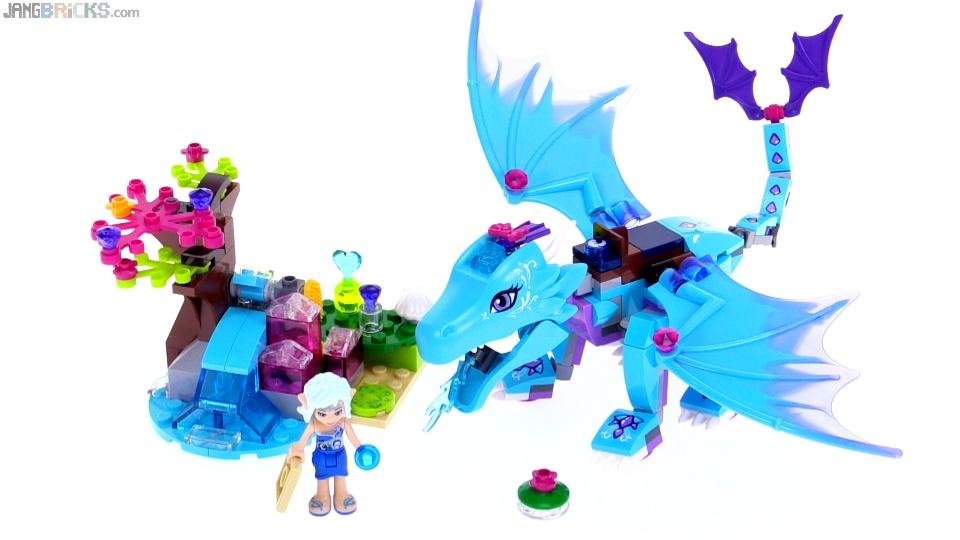 lego elves water dragon adventure review 41172. Black Bedroom Furniture Sets. Home Design Ideas