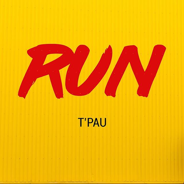 "T'pau Unveil New Single ""Run"""