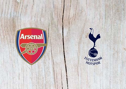 Arsenal vs Tottenham Full Match & Highlights 19 December 2018