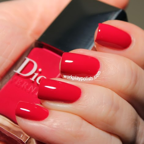 Dior Graphic Berry