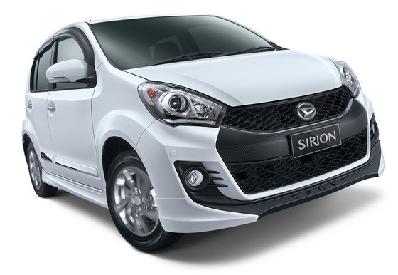 Mobil Daihatsu Sirion Tulungagung