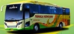 agen bus pahala kencana di Jawa, Bali, Sumatera