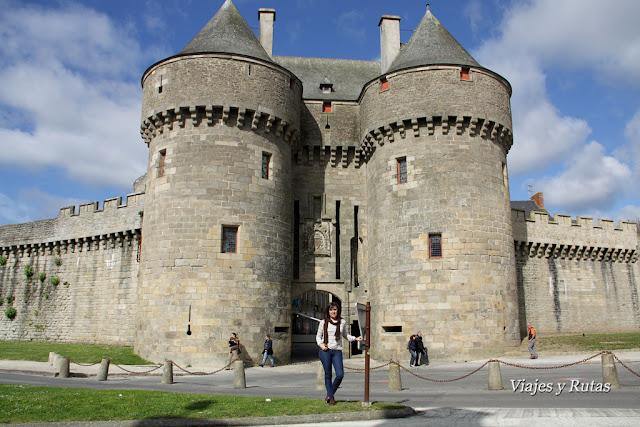 Puerta de Saint Michel, Guérande