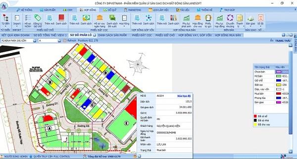 Phần mềm quản lý bất động sản tối hóa khâu vận hành, quản lý, kinh doanh của Đức Khải