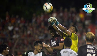 PSM Makassar vs PS Tira 4-3 Hasil Liga 1 Sabtu 21/4/2018
