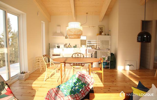 Ma Maison Logique cabin
