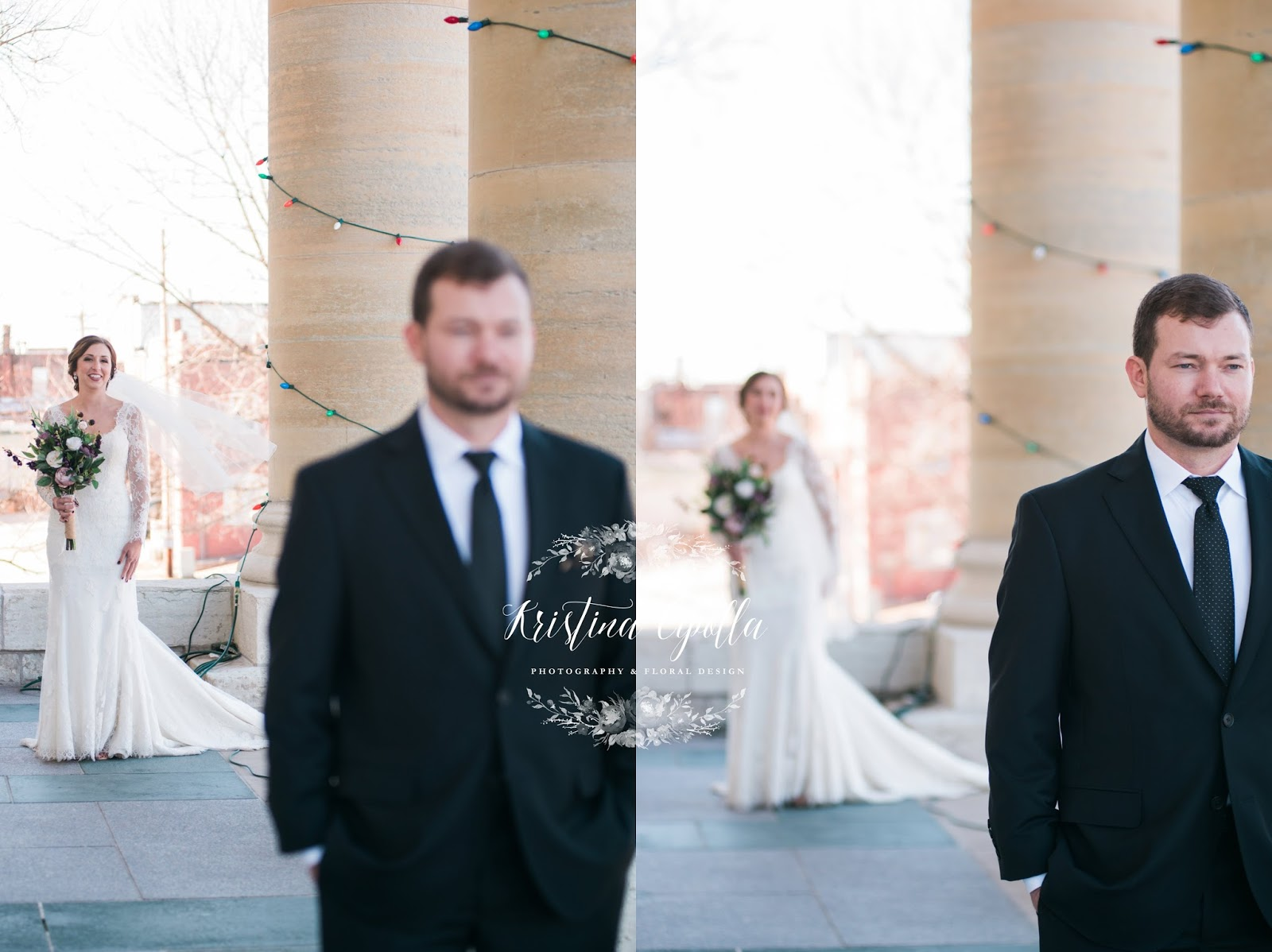 Kristina Cipolla Photography: Bethany & Matt MARRIED - St. Louis ...
