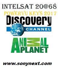 ANIMAL PLANET  TLC HD Intelsat 17 (66.0E) TP PowerVu
