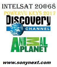 Discovery Channel India, IntelSat.20@ 68.5E PowerVU