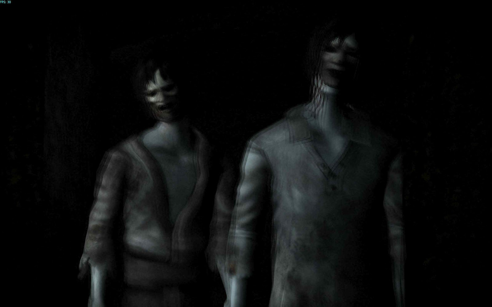 More screenshots taken from Fatal Frame 4 | D.S の Space