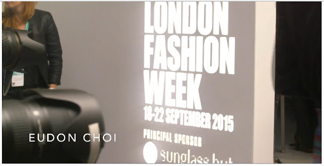 London Fashion Week SS16 Live Stream