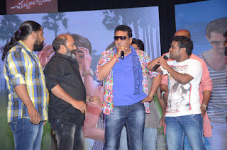 30 years prudhvi at Chuttalabbayi Movie audio Launch
