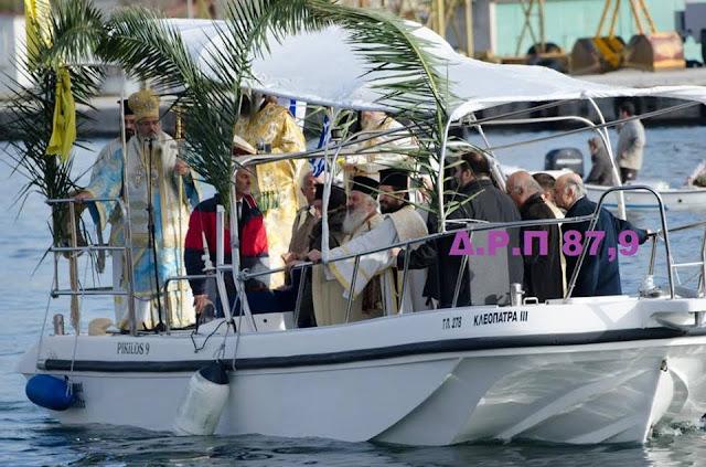 Πρέβεζα: Με Καλό Καιρό Αναμένεται Ο Αγιασμός Των Υδάτων Στην Πρέβεζα- Από Σκάφος Και Φέτος Η Ρίψη Του Σταυρού Στη Θάλασσα