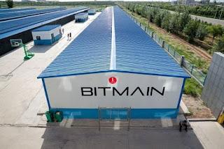 Lokasi Mining Bitcoin Terbesar di Dunia