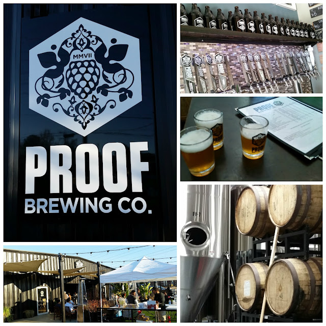 Craft Beer Brewery Proof Brewing Co. Tallahassee Florida